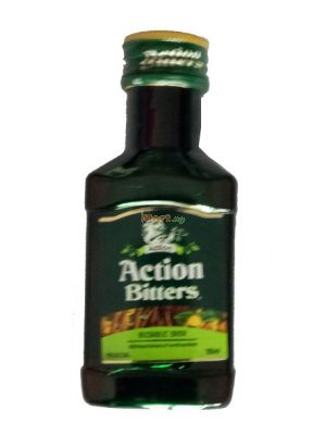 Action Bitters Alcoholic Drink - 100ml