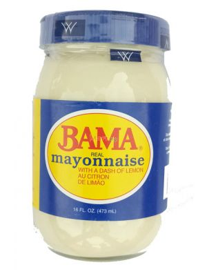 Bama Real Mayonnaise - 473ml