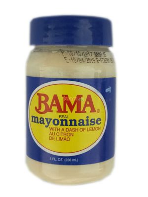 Bama Real Mayonnaise - 236ml