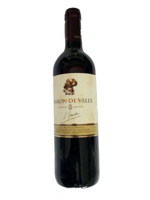 Baron De Valls Vin Rouge Red Wine - 750ml