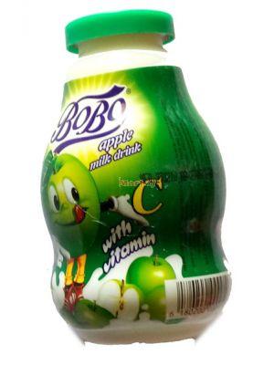 Bobo Apple Milk Drink - 18cl