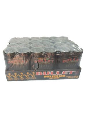 Bullet Vodka Mixed Drink - 250ml x24