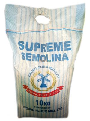 Crown Flour Mill Supreme Semolina - 10kg