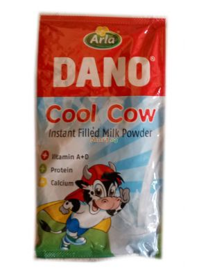 Dano Cool Cow Instant Filled Milk Powder - 12g