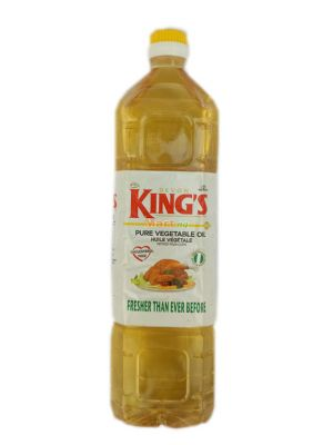 Devon King's Pure Vegetable Oil - 1lt