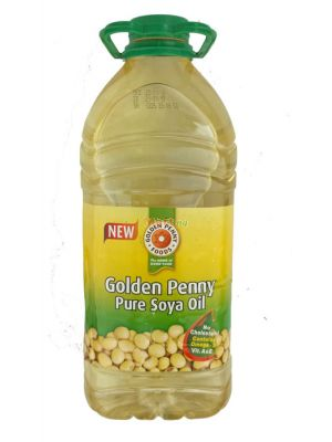 Golden Penny Pure Soya Oil - 2.75lt