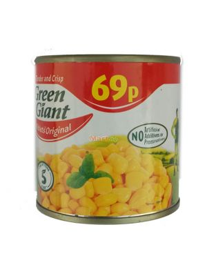 Green Giant Sweet Corn - 340g