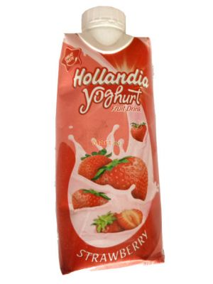 Hollandia Yoghurt Strawberry Fruit Drink - 315ml