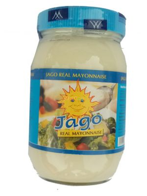 Jago Real Mayonnaise - 473ml