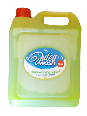 Jules Dishwashing Liquid - 4 Litres