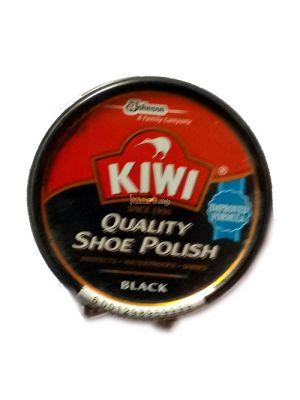 Kiwi Quality Shoe Black Polish - 50ml