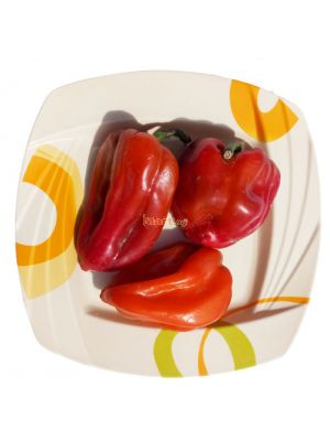 Red Pepper - 3 Pieces