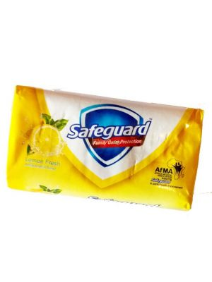 Safeguard Lemon Fresh Antibacterial Soap - 175g