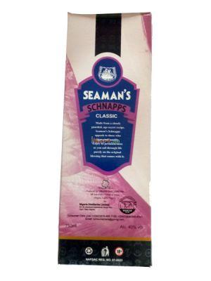 Seaman's Schnapps Classic - 750ml