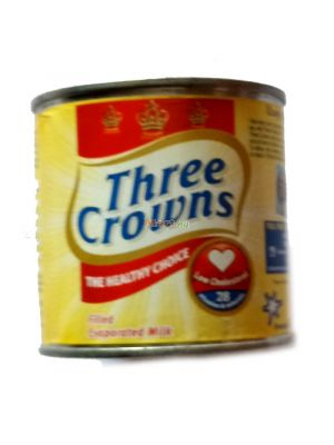 Three Crowns Evaporated Milk - 160g