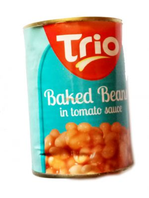 Trio Baked Beans in Tomato Sauce - 400g