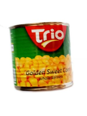 Trio Golden Sweet Corn Whole Kernels - 340g