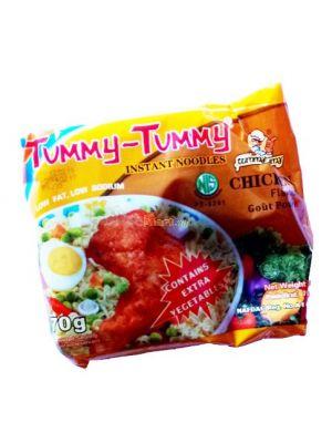 Tummy Tummy Instant Noodles Chicken Flavour - 70g