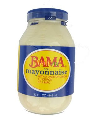 Bama Real Mayonnaise - 946ml
