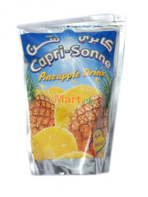 Capri Sonne Pineaple Drink -200ml