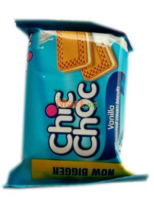 Chic Choc Vanilla Flavoured Biscuit