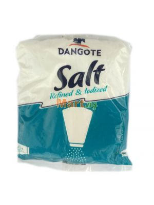 Dangote Salt - Refined & Iodized 500g