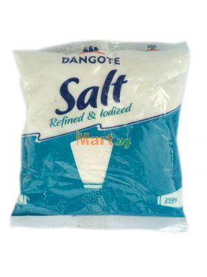 Dangote Salt - Refined & Iodized 250g