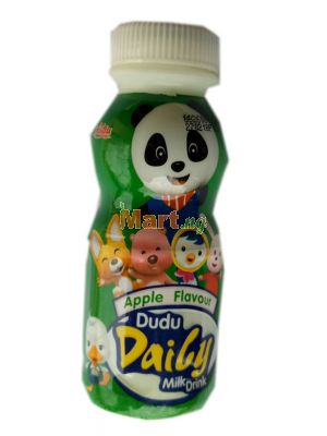Dudu Daily Milk Drink (Apple Flavour) - 200ml