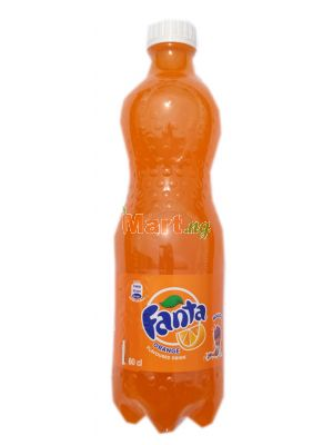 Fanta Orange Flavoured Drink - 60cl