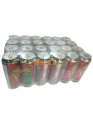 Hero Premium Lager Beer - 500ml x24