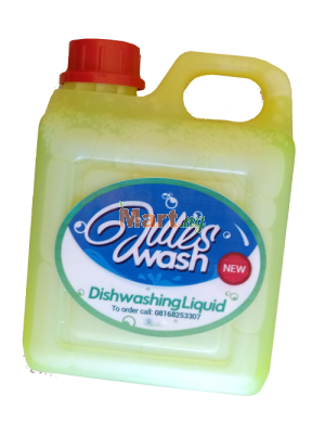 Jules Dishwashing Liquid - 2 Litre