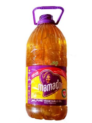 Mamador Pure Vegetable Oil - 2.8lt
