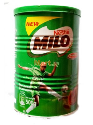 Nestle Milo Energy Food Drink Tin - 500g
