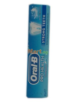 Oral B Pro Health Toothpaste - 40g