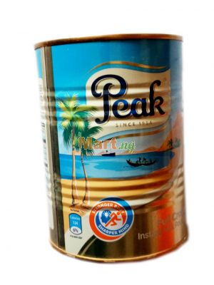Peak Full Cream Instant Milk Powder Tin - 400g