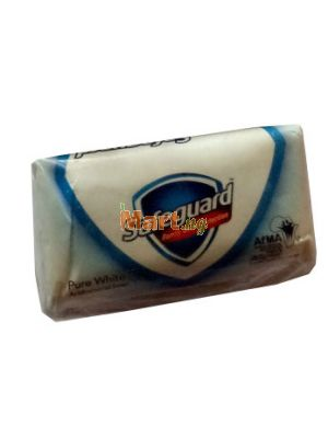 Safeguard Pure White Antibacterial Soap Pack - 70g