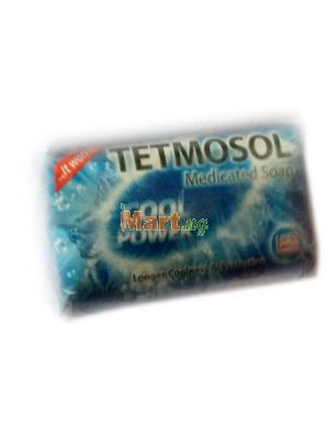 Tetmosol Medicated Soap Cool Power -75g