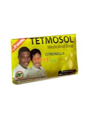 Tetmosol Medicated Soap Citronella  -75g