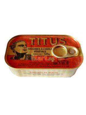 Titus Sadines - 125g