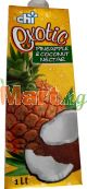 Chi Exotic Pineapple & Coconut Nectar Fruit Drink - 1lt
