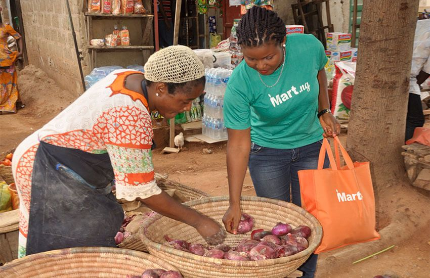 Online Grocery Store in Abuja