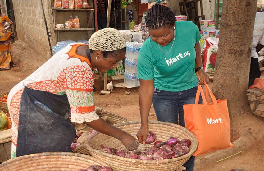 Mart.NG Local Market Shopping